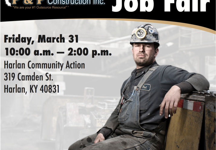 Job Fair – P&P Construction
